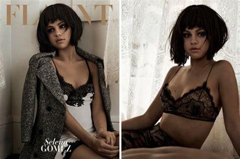 Selena gomez strips down to her underwear and youtube jpg 615x409