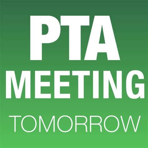 Pta meeting png 500x500
