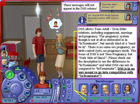 The sims 3 dating mod jpg 798x599
